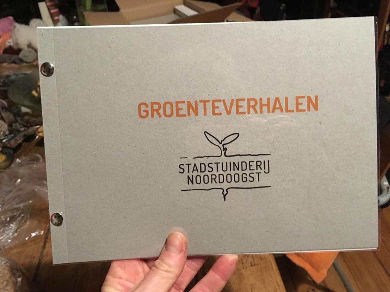Stadstuinderij Noordoogst Amsterdam